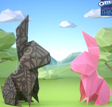 Oreo Crispy&Thin – Oreogami