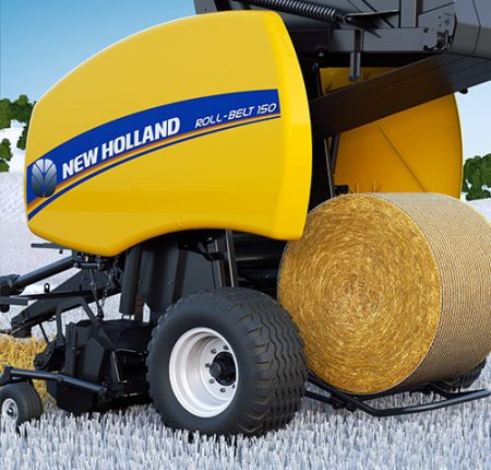 New Holland IntelliBale